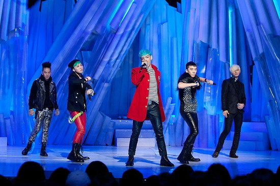 Weekly K-Pop Music Chart 2012 – March Week 4