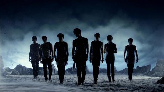 "U-Kiss Reveals Dance Version of ""NEVERLAND"" MV"
