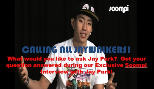 [Only Soompi] Ask Jay Park Your Questions!