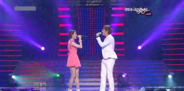 KBS Music Bank 07.02.10 Performances