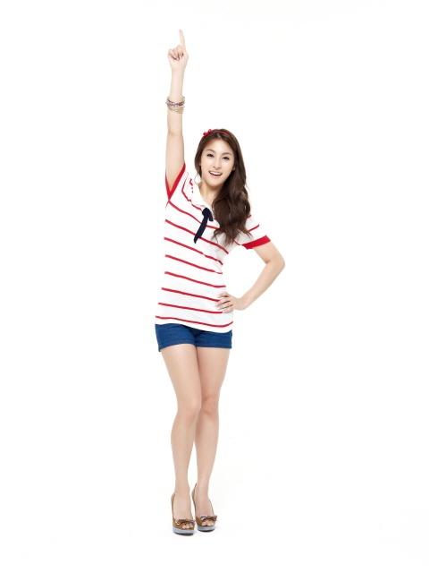 """Kara's Park Gyuri Cast as Main Role for """"200 Pounds Beauty"""""""