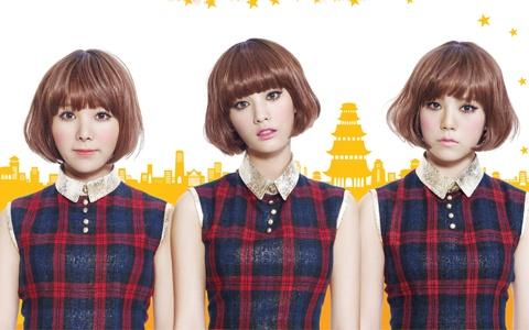 """Teaser Photo for Orange Caramel's """"Shanghai Romance"""" Released"""