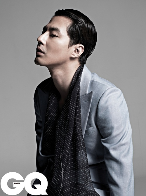 Jo In Sung is Chic and Elegant for GQ Magazine