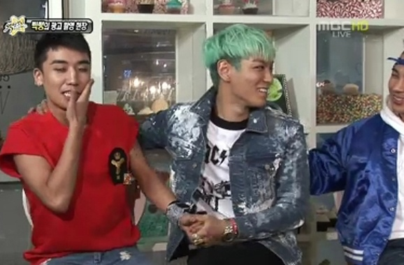 BIGBANG's Seungri Has Talent for Getting Slapped, Wanted to Take Off His Pants for Teaser