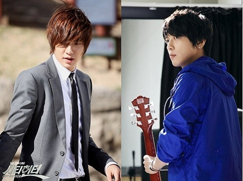 """Will Jung Yong Hwa's """"Heartstrings"""" Be Able to Overtake Lee Min Ho's """"City Hunter"""" Tonight?"""