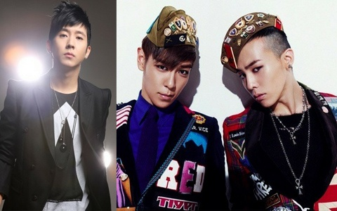 Brian Shares Old Photo of Himself with Big Bang's T.O.P. and GD