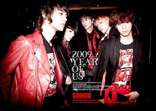 Album Review: Shinee 3rd Mini Album – 2009, Year of Us