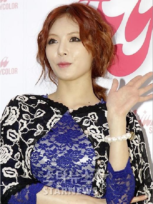 4minute's HyunA Apologizes for Lip Sync Controversy