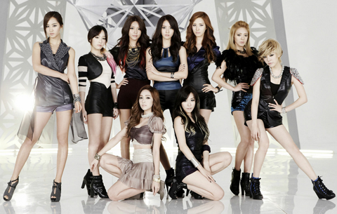 Girls' Generation as Blondes: Who's Prettiest?