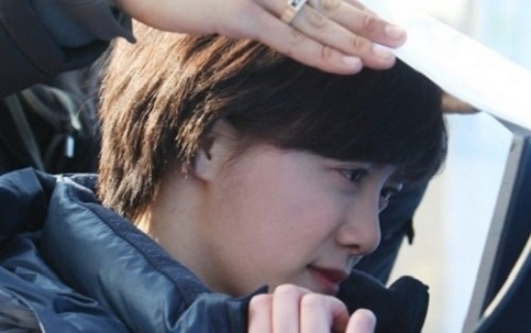"""Yoo Seung Ho to Appear on Goo Hye Sun's Short Film """"Fragments of Memories"""""""