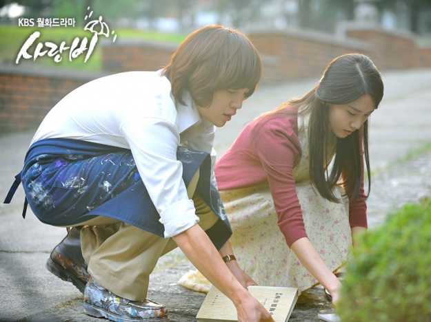 """First Episode of """"Love Rain"""" Draws In Mixed Reactions"""