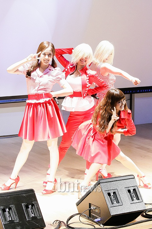 1st Super Showcase 08.25.10 (Sistar)