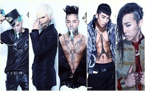 Big Bang Met with Great Enthusiasm in Their First Visit to Taiwan