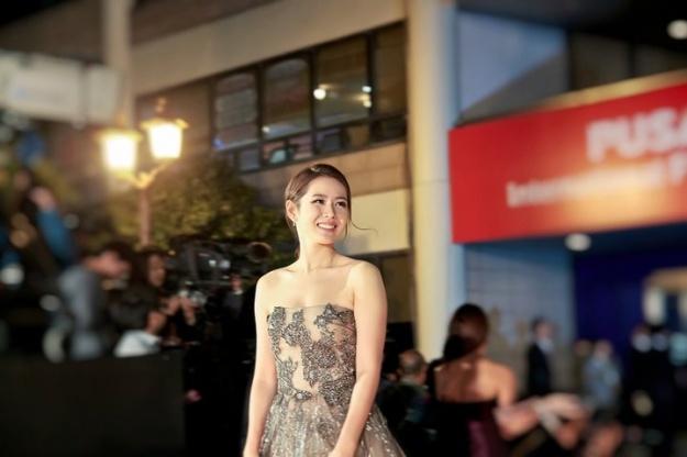 Son Ye Jin at 15th Pusan International Film Festival Red Carpet