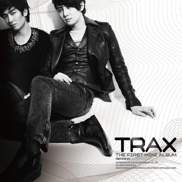 Album Review: Trax – 1st Mini Album