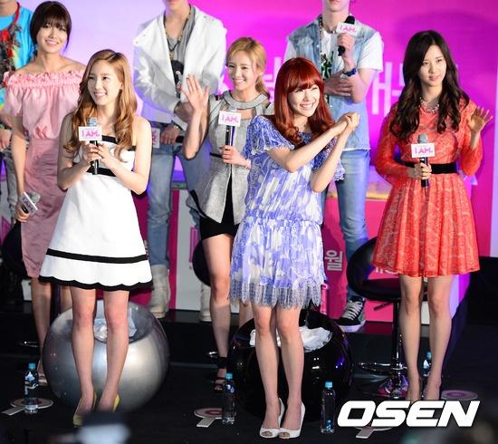 "SM Entertainment Holds Showcase for ""I AM"""