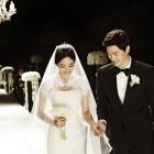 Stars Attend Yoo Ji Tae and Kim Hyo Jin's Wedding