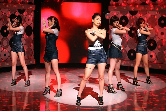 Mnet M!Countdown 05.27.10 Performances