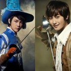 "SS501's Heo Young Saeng and Oh Won Bin Will Star in the ""Three Musketeers"" Musical"