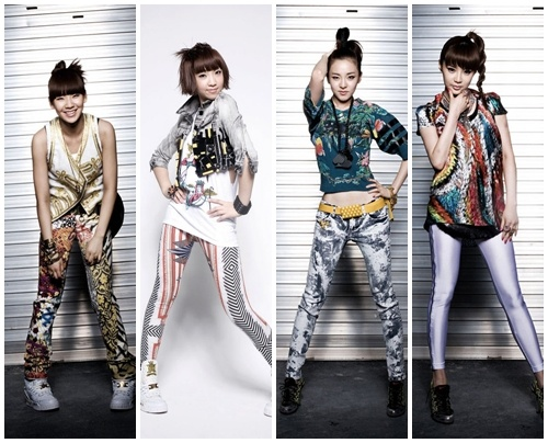 2NE1 Heads to Japan for Debut