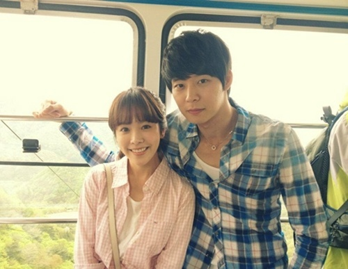 Han Ji Min and Park Yoo Chun Couple Look!