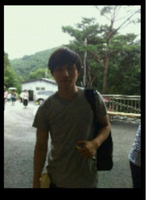 Daesung's Latest Photo Revealed
