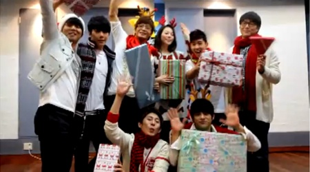 """Jellyfish Ent. Releases """"Christmas Time"""" Music Video"""