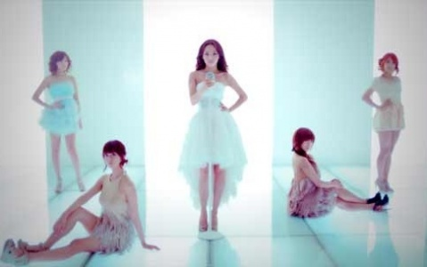 "Kara Unveils Teaser for New Single ""Step"""