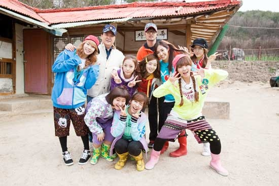 "First Pictures from KBS ""Invincible Youth"" Season 2 Revealed"