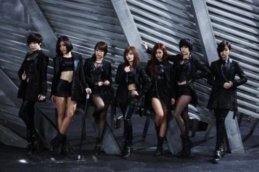 Weekly K-Pop Music Chart 2011 – December Week 2