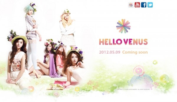 After School's Sister Group Hello Venus Unveils First Teaser Video