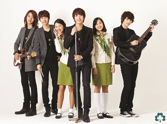 CN Blue Are Korean Girl Scouts' Goodwill Ambassadors