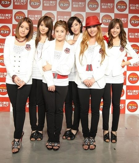 Artist of the week – T-ara