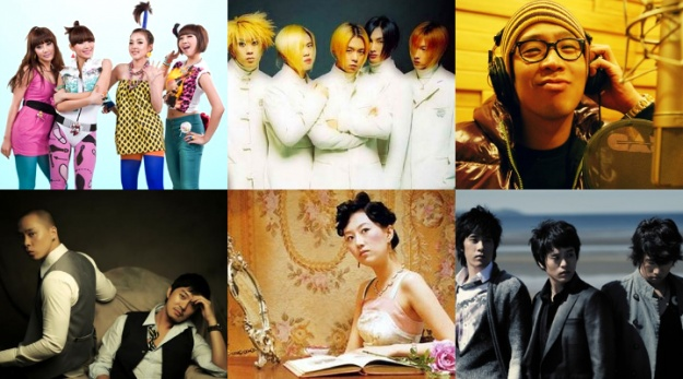 The Evolution of Korean Pop Music in the Past Ten Years