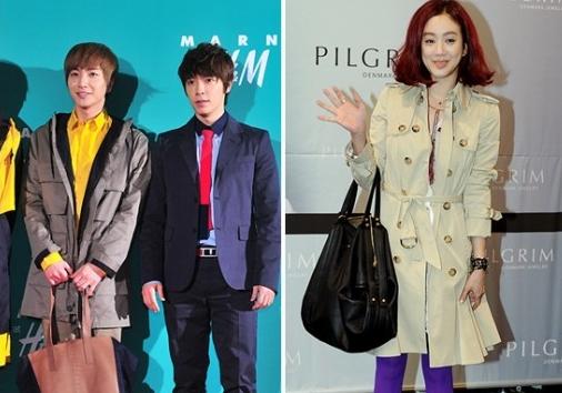 Leeteuk, Donghae, Taecyeon, Yubin, and Other Stars Go to Shinhwa Concert