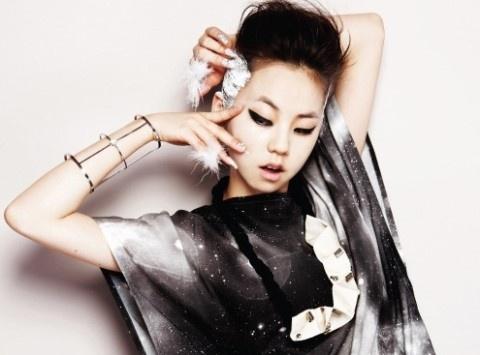 Why Does Wonder Girls Sohee Close Her Eyes in Her Selcas?