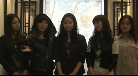 Wonder Girls Release A Youtube Message