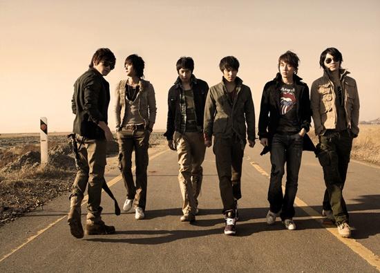 Shinhwa dating history
