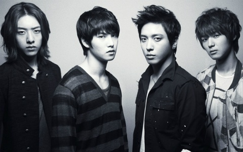 CN Blue Ramps Up Promotions for Upcoming Major Label Japanese Debut