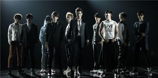 Super Junior Releasing New Music Video