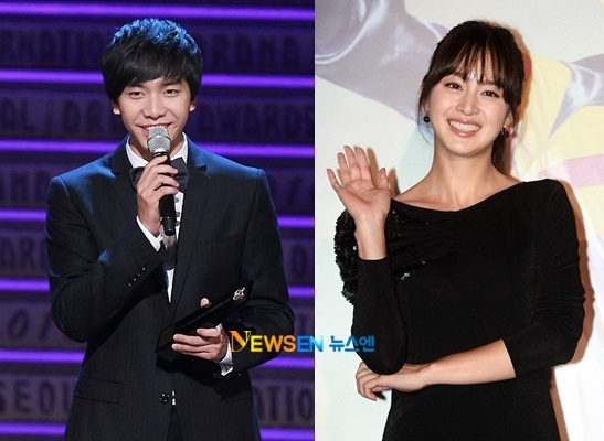 """Kim Tae Hee and Lee Seung Gi voted """"Most Wanted Face for Babies"""""""