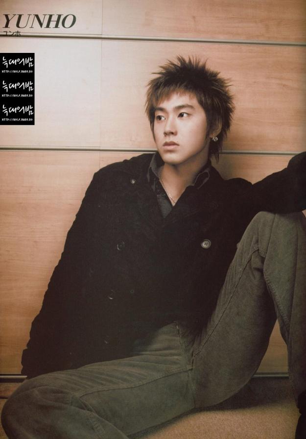 5人5 Magazine [TVXQ]