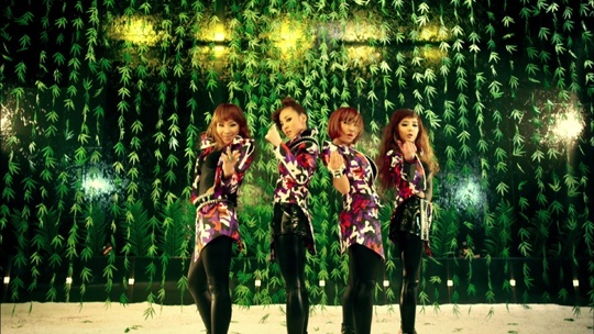 2NE1 Featured In Discovery Channel's Kim Yuna Documentary