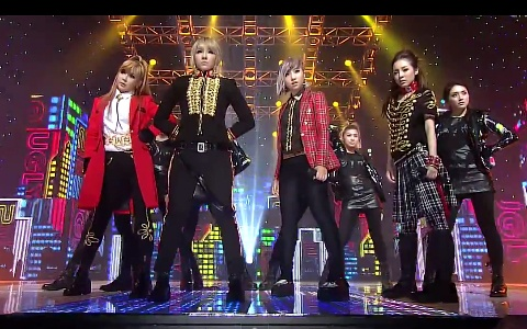 SBS Inkigayo 08.14.11