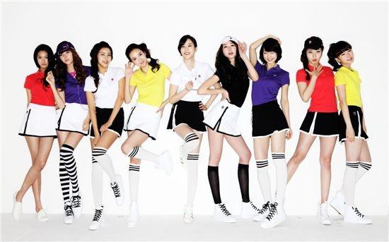 "Nine Muses ""Figaro"" Dance Practice Video"