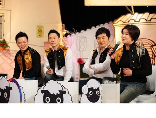 "KBS's ""Hello"" Is Monday Night's Number One Variety Show"