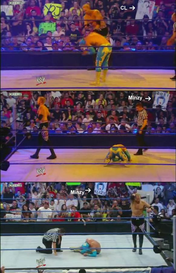 2NE1 appeared on WWE Smackdown?