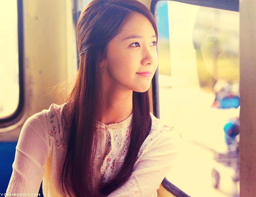 Girl's Generation's YoonA's Behind-the-Scene Photos