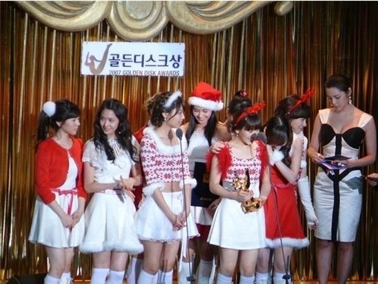 Park Si Yeon All-Kills Girls' Generation
