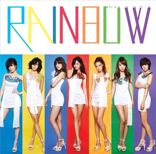 "Rainbow's ""A"" Enters Oricon Daily Singles Chart"